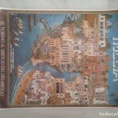 Carteles de Turismo: HUELVA. VER CONDICIONES DE ENVÍO.. Lote 183616033