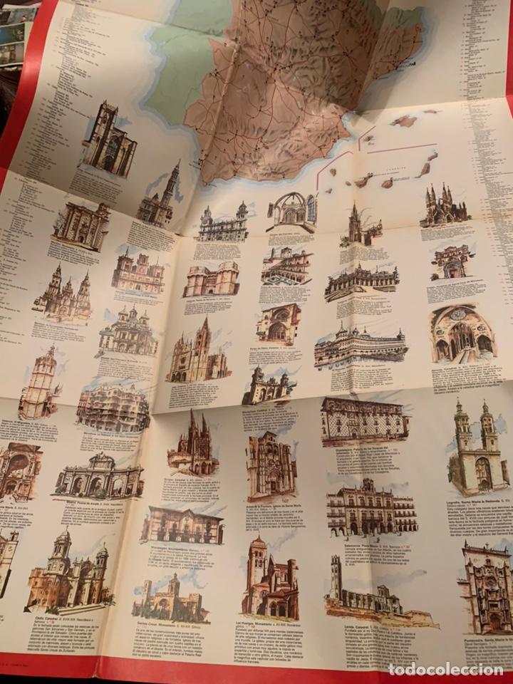 Carteles de Turismo: Mapas Disten 1976 - Foto 2 - 184138368