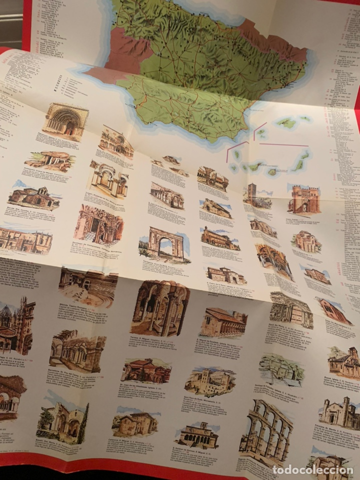 Carteles de Turismo: Mapas Disten 1976 - Foto 4 - 184138368