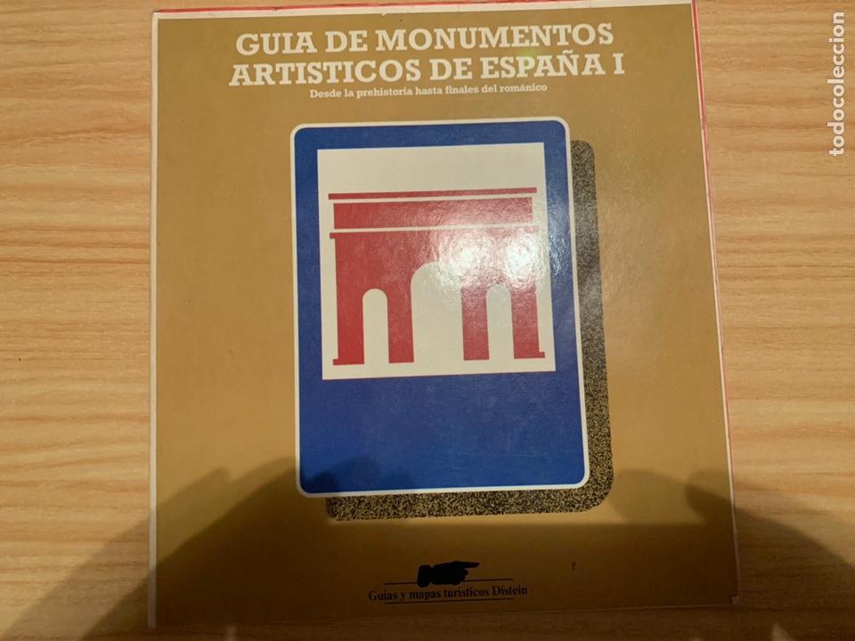 MAPAS DISTEN 1976 (Coleccionismo - Carteles Gran Formato - Carteles Turismo)