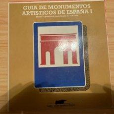 Carteles de Turismo: MAPAS DISTEN 1976. Lote 184138368