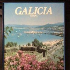 Carteles de Turismo: CUADRO - PÓSTER BAIONA. PONTEVEDRA . Lote 188579217
