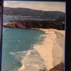 Carteles de Turismo: CUADRO - PÓSTER RÍA DO BARQUEIRO. GALICIA . Lote 188622508