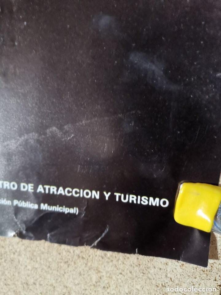 Carteles de Turismo: CARTEL ORIGINAL PUBLICITARIO DONOSTIA SAN SEBASTIAN 1983 -LA CONCHA --100 x 70 aprox. - Foto 9 - 193908065