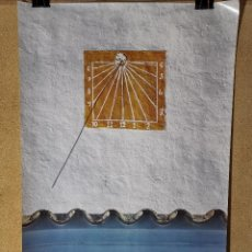 Affissi di Turismo: CARTEL ORIGINAL SECRETARIA ESTADO TURISMO - IBIZA ISALAS BALEARES--- 1978------100 X 70 APRX.. Lote 193923303