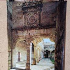 Carteles de Turismo: CARTEL ORIGINAL SECRETARIA ESTADO TURISMO - ESCUELAS MENORES SALAMANCA--- 1980------100 X 70 APRX.. Lote 193923537