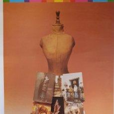 Carteles de Turismo: CARTEL CONMEMORATIVO EXPO 92 SEVILLA. Lote 194956151