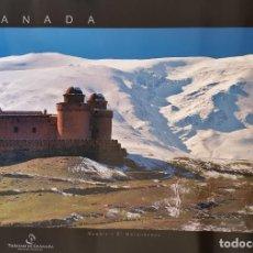 Carteles de Turismo: TURISMO DE GRANADA. POSTER DE GUADIX Y EL MARQUESADO. Lote 195377926