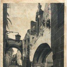 Carteles de Turismo: CÁCERES. ANTIGUO FOLLETO.. Lote 197144798