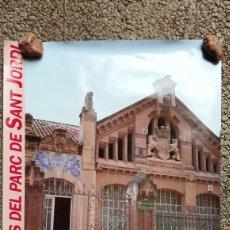 Carteles de Turismo: GRAN PÓSTER -REUS A PEU-. CAMPAÑA DE TURISMO DEL AYUNTAMIENTO DE REUS DE 1990. Lote 198839513