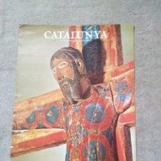 Carteles de Turismo: PÒSTER MUSEU D'ART DE CATALUNYA. Lote 199351186