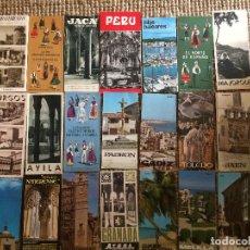 Carteles de Turismo: LOTE AÑOS 60-70. Lote 199405178