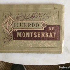 Carteles de Turismo: MONTSERRAT. Lote 199453627