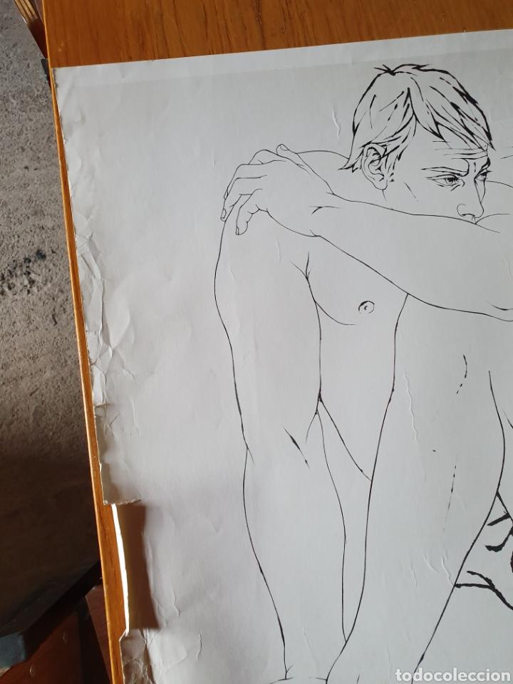 Carteles de Turismo: Musée de préhistoire, tautavel en roussillon, 22 / 7 / 71, 86 cm x 74, ver fotos. - Foto 6 - 200013813