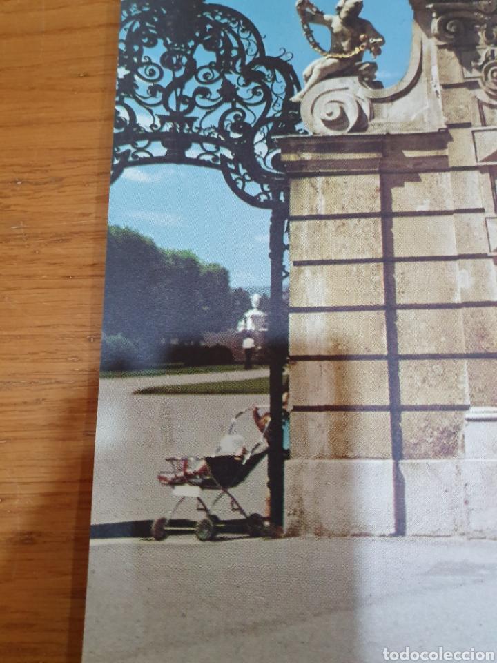 Carteles de Turismo: Wien, Viena, österreiich, Austria, autriche, de los 70, 84 cm x 59 cm. - Foto 5 - 200016600