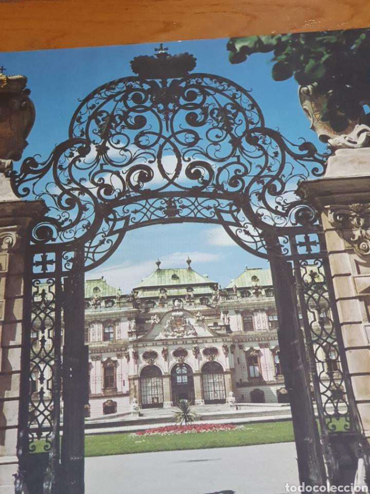 Carteles de Turismo: Wien, Viena, österreiich, Austria, autriche, de los 70, 84 cm x 59 cm. - Foto 6 - 200016600