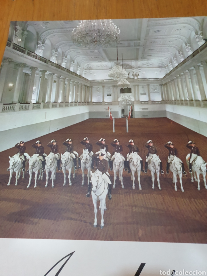 Carteles de Turismo: Austria, saluda a barcelona, 84 cm x 59 cm, años 70 - Foto 6 - 200060198