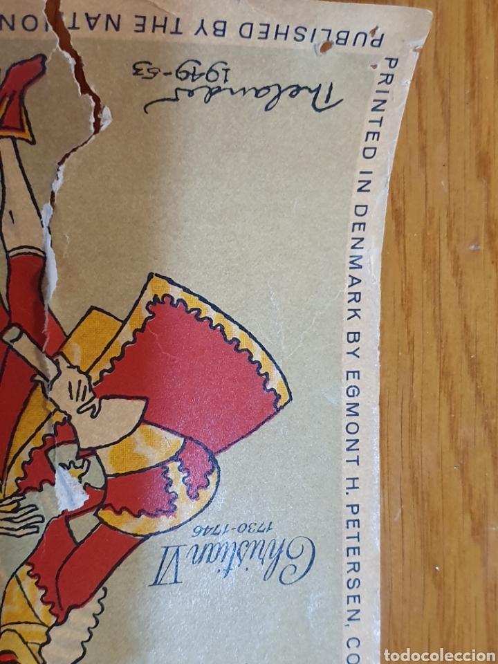 Carteles de Turismo: Denmark, 100 cm x 63 cm. 1960. - Foto 3 - 200062921