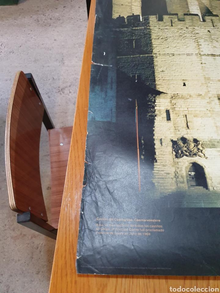Carteles de Turismo: Gales, Gran Bretaña, de 1970 100 cm x 71 cm. - Foto 5 - 200099935