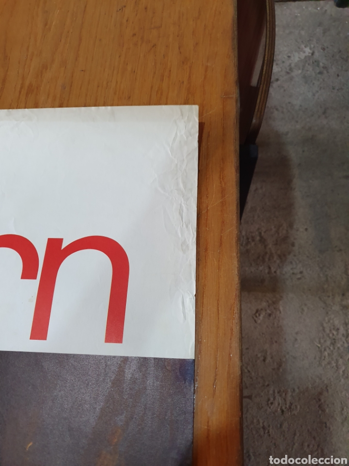 Carteles de Turismo: Bern, la capitale romantique de la sise, años 70, 102 cm x 64 cm. - Foto 3 - 200100477