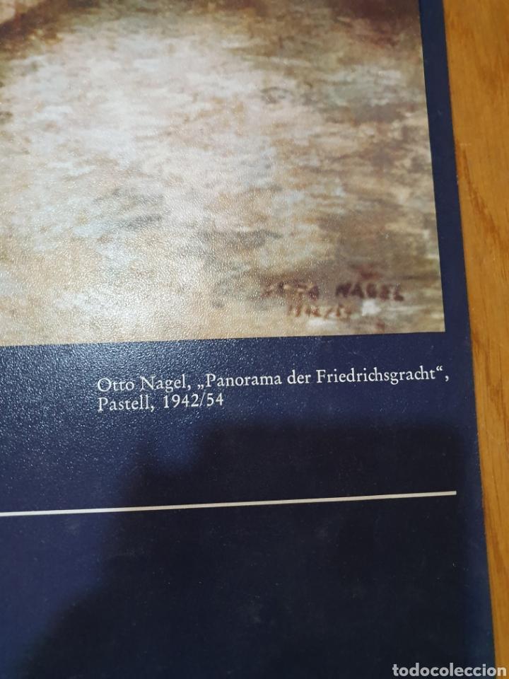 Carteles de Turismo: A dos caras, sehens - würdigkeiten, otro Ángel panorama der friedrichsgrachcht, 81 cm x 57 cm. - Foto 5 - 200103385
