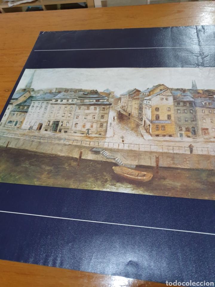 Carteles de Turismo: A dos caras, sehens - würdigkeiten, otro Ángel panorama der friedrichsgrachcht, 81 cm x 57 cm. - Foto 7 - 200103385
