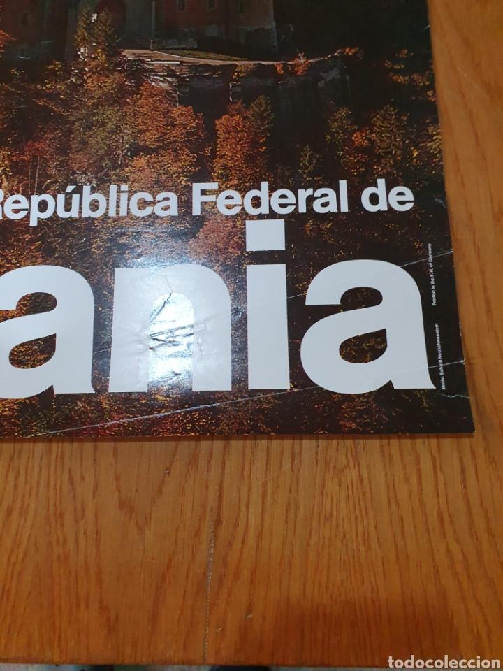 Carteles de Turismo: República federal de alemania, 84 cm x 59 cm. - Foto 3 - 200115438