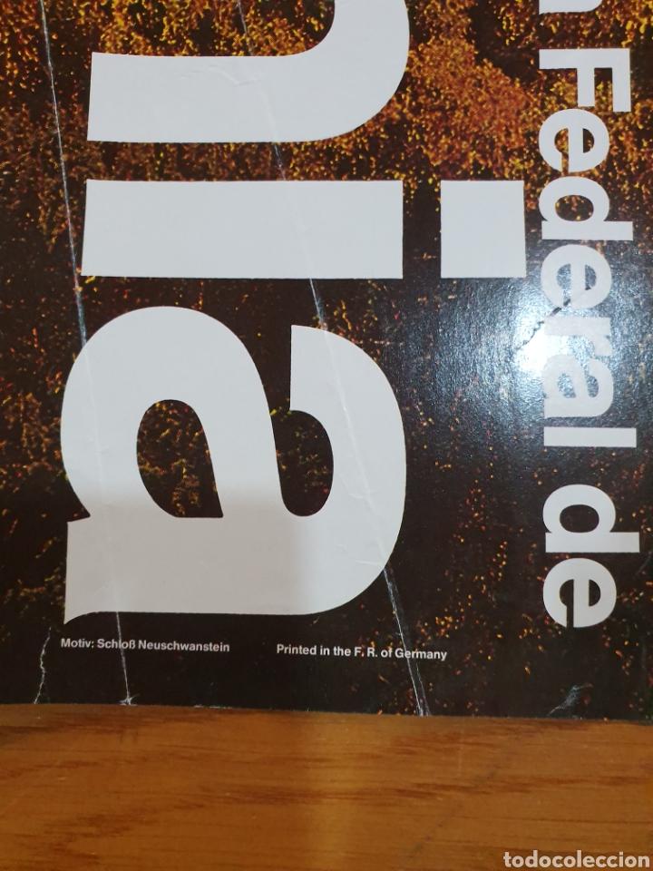 Carteles de Turismo: República federal de alemania, 84 cm x 59 cm. - Foto 5 - 200115438