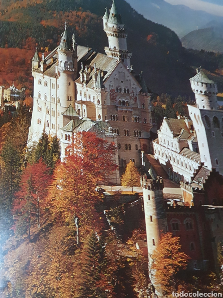 Carteles de Turismo: República federal de alemania, 84 cm x 59 cm. - Foto 6 - 200115438