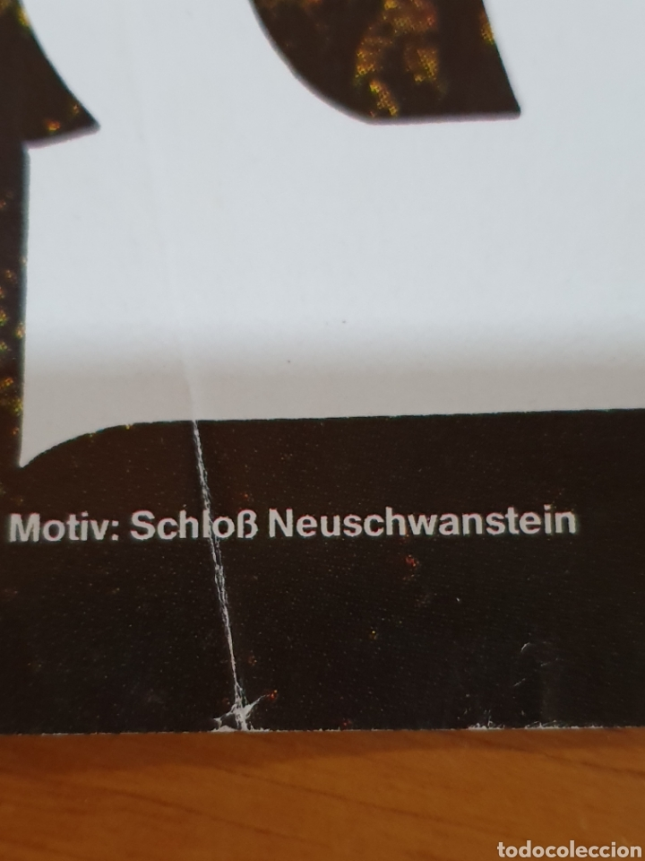 Carteles de Turismo: República federal de alemania, 84 cm x 59 cm. - Foto 7 - 200115438