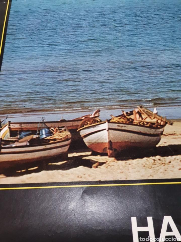 Carteles de Turismo: Hammamet, tuviste, 1973, 99 cm x 68 cm. - Foto 4 - 200116411