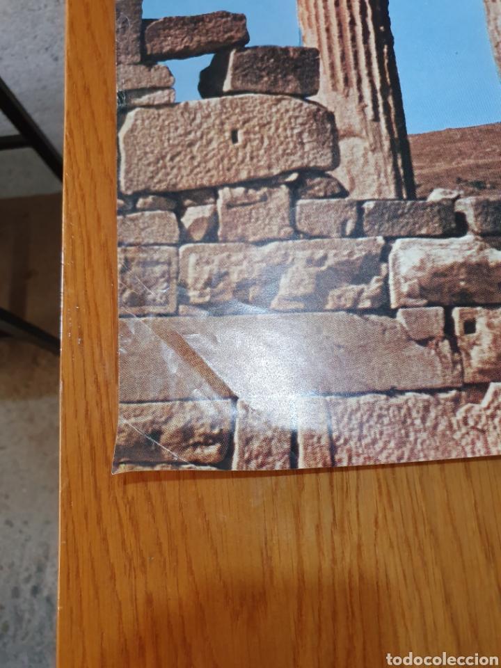Carteles de Turismo: Tunisie, de los años 70, 100 cm x 70 cm. - Foto 4 - 200118355