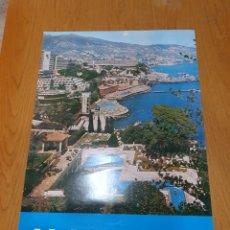 Carteles de Turismo: MADEIRA, DEL AÑO 1981, 68 CM X 48 CM.. Lote 200120840
