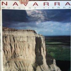Carteles de Turismo: POSTER ROQUEDOS DE NAVARRA. Lote 204588073