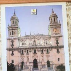 Carteles de Turismo: CATEDRAL DE JAEN. Lote 205314043