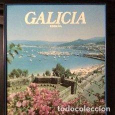 Carteles de Turismo: CUADRO - PÓSTER BAIONA. PONTEVEDRA EDITA: SECRETARIA XERAL PARA O TURISMO. XUNTA DE GALICIA. Lote 219159555