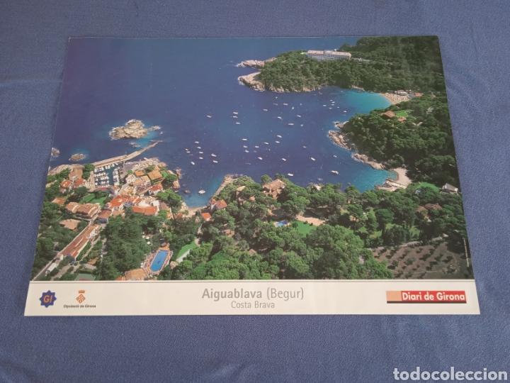 Carteles de Turismo: La Costa Brava des del Cel. 40 láminas de 40x29cm. - Foto 2 - 221123636