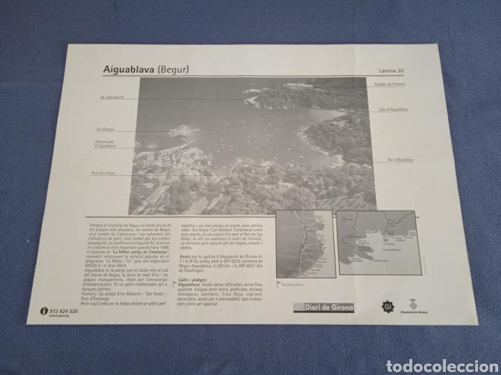 Carteles de Turismo: La Costa Brava des del Cel. 40 láminas de 40x29cm. - Foto 3 - 221123636