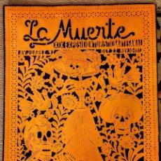 Carteles de Turismo: CARTEL DE LA XIX EXPOSICIÓN TURÍSTICO-ARTESANAL DE CIUDAD DE MEJICO 1973. Lote 221942076