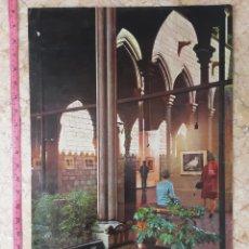 Carteles de Turismo: CARTEL ANTIGUO MUSEO PICASSO BARCELONA TURISMO DE ESPAÑA. Lote 223414653