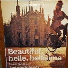 Affissi di Turismo: POSTER. Lote 233928070