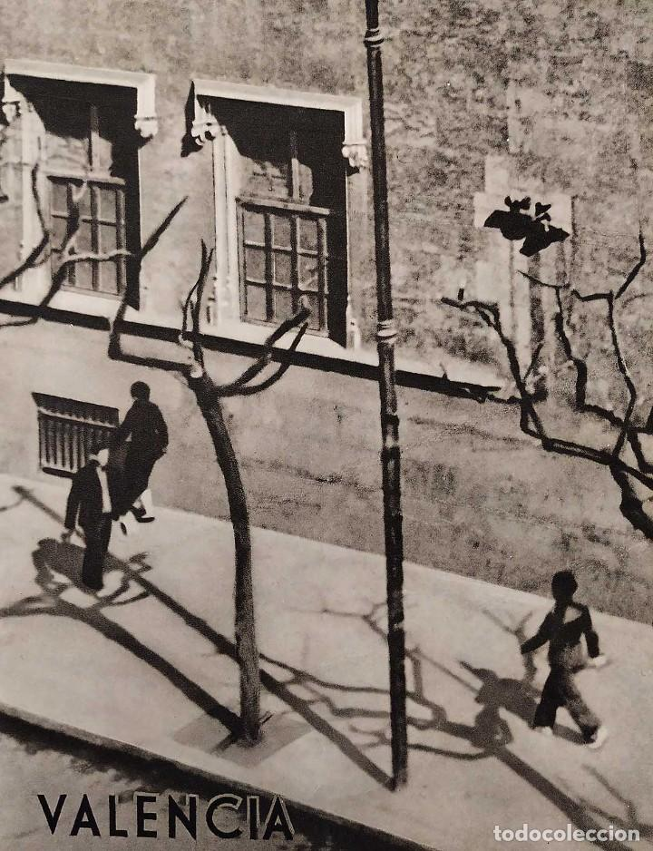 Carteles de Turismo: CARTEL: BELLEZAS DE ESPAÑA. VALENCIA. DIRECCIÓN GENERAL DEL TURISMO. KINDEL. 100 x 62 cm. - Foto 5 - 234891500