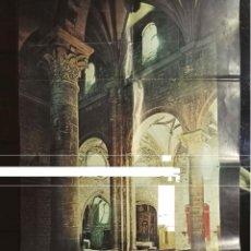 Carteles de Turismo: 1063-1963 IX CENTENARIO DE LA CATEDRAL DE JACA 670 X 420 MM. APROX. MINISTERIO INFORMACIÓN Y TURISMO. Lote 239501925