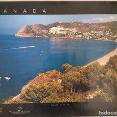 Carteles de Turismo: POSTER DE LA COSTA TROPICAL DE GRANADA. Lote 249513340