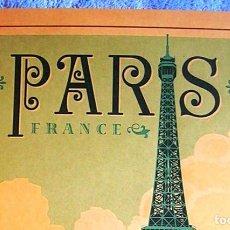 Carteles de Turismo: CARTEL POSTER - RETRO VINTAGE - PARIS TORRE EIFFEL, FRANCIA.. Lote 268607039