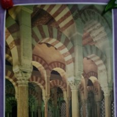 Carteles de Turismo: CARTE PUBLICITARIO DE TURISMO EN CORDOBA. Lote 283090213
