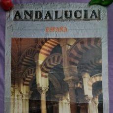 Carteles de Turismo: CARTE PUBLICITARIO AÑOS 50 TURISTICO. Lote 283090458
