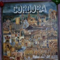 Carteles de Turismo: GRAN CARTE PUBLICITARIO DE CORDOBA. Lote 283092083