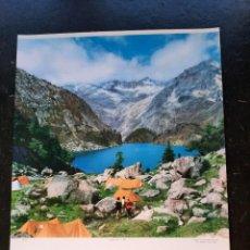 Carteles de Turismo: FOTO - LAMINA CARTEL PIRINEOS. Lote 286404053