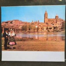 Carteles de Turismo: FOTO - LAMINA CARTEL TRAJES TIPICOS. Lote 286406658
